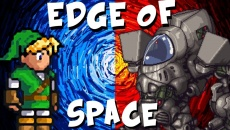 Edge Of Space похожа на Terraria