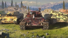 World of Tanks Blitz похожа на World of Tanks