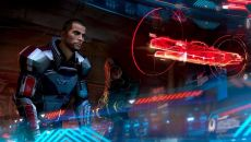 Mass Effect 3: Leviathan похожа на Space Siege