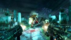 Shadow Warrior похожа на Doom 3