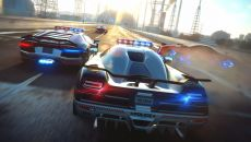 The Crew похожа на Electro Ride: The Neon Racing