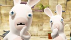 Rabbids Invasion - игра в жанре Настольная / групповая игра на PS4