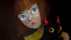 Fran Bow похожа на Edna & Harvey: Harvey's New Eyes