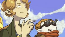 Deponia похожа на Edna & Harvey: Harvey's New Eyes