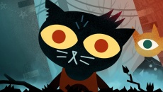 Night in the Woods похожа на Rainswept