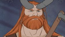 Banner Saga похожа на Thronebreaker: The Witcher Tales