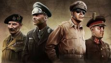 Hearts of Iron 4 - игра в жанре Тактика