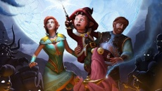 The Book of Unwritten Tales 2 похожа на Deponia