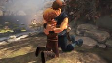 Brothers: A Tale of Two Sons похожа на Super Fancy Pants Adventure
