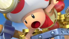Captain Toad Treasure Tracker похожа на Credible Tale of Yokai, Robots & the Lunar Tourist