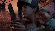 The Walking Dead: A New Frontier похожа на Batman: The Enemy Within