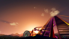 RollerCoaster Tycoon World похожа на RollerCoaster Tycoon World