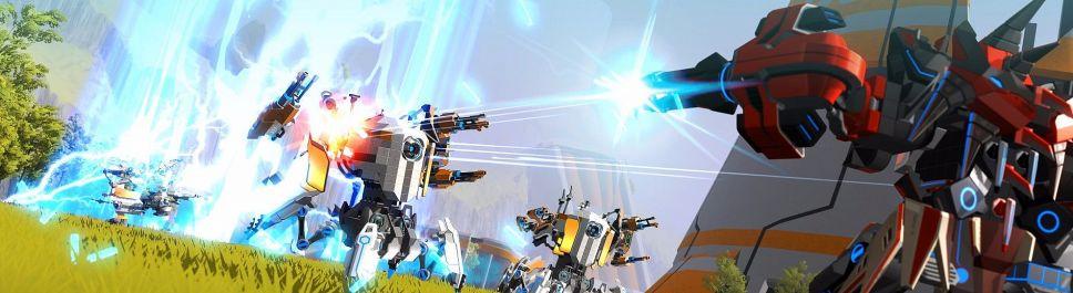 скачать игру на подобии robocraft для одиночной игры