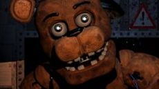 Five Nights at Freddy's 2 похожа на Freddy in Space 2