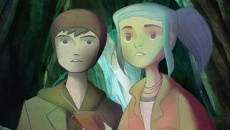 Oxenfree похожа на Full Throttle Remastered