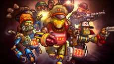 SteamWorld Heist похожа на SteamWorld Quest: Hand of Gilgamech