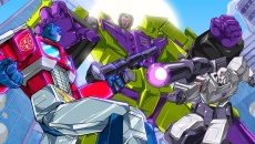Transformers: Devastation похожа на Devil May Cry 4
