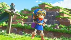 Dragon Quest Builders похожа на Dragon Quest 11: Echoes of an Elusive Age