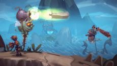 Zombie Vikings похожа на Slain: Back from Hell