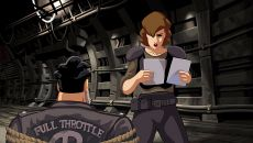 Full Throttle Remastered - игра в жанре Point and Click