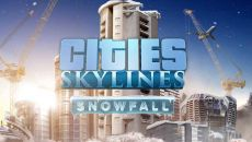 Cities: Skylines - Snowfall - дополнение для Cities: Skylines