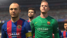 Pro Evolution Soccer 2017 - игра от компании Konami Digital Entertainment