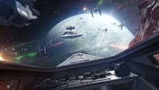 Star Wars Battlefront Rogue One: X-wing VR Mission похожа на Star Wars: Battlefront 2