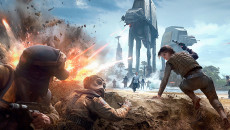 Star Wars: Battlefront - Rogue One: Scarif похожа на Star Wars: Battlefront - Bespin