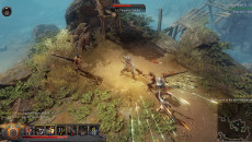 Vikings: Wolves of Midgard похожа на Titan Quest