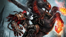 Darksiders: Warmastered Edition похожа на Darksiders 3: The Crucible
