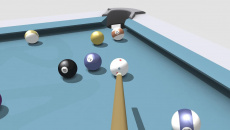 Amazeballz Pool похожа на PC Pool
