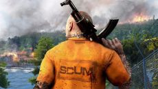 SCUM - игра от компании Devolver Digital