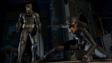Batman: Episode 2 - Children of Arkham похожа на Batman: The Enemy Within