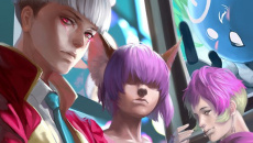 2064: Read Only Memories похожа на Minotaur