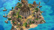 Age of Empires 2 HD: Rise of the Rajas - игра от компании Microsoft Studios