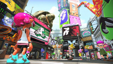 Splatoon 2 похожа на Sunset Overdrive 2