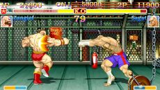 ULTRA STREET FIGHTER 2: The Final Challengers похожа на Super Street Fighter 4