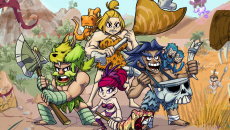 Caveman Warriors похожа на Lost Castle