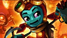 SteamWorld Dig 2 похожа на SteamWorld Quest: Hand of Gilgamech