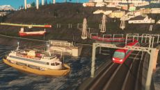 Cities: Skylines - Mass Transit - дополнение для Cities: Skylines