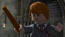 LEGO Harry Potter: Years 5-7 - игра для PSP