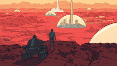 Surviving Mars - игра для Mac