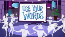 Use Your Words - игра в жанре Настольная / групповая игра на PS4