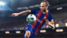 Pro Evolution Soccer 2018 - игра от компании Konami Digital Entertainment