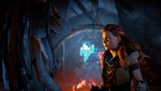 Horizon Zero Dawn: The Frozen Wilds похожа на The Witcher 3: Wild Hunt