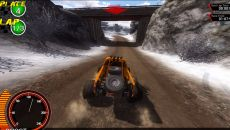 Off-Road Super Racing похожа на Rocket League