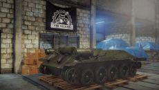Tank Mechanic Simulator - игра в жанре Танки
