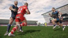 Rugby League Live 4 похожа на Rocket League