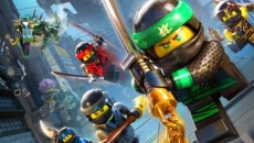 LEGO NINJAGO Movie Video Game - игра в жанре Платформер