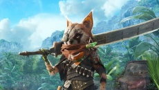 Biomutant похожа на The Witcher 3: Wild Hunt - Game of the Year Edition